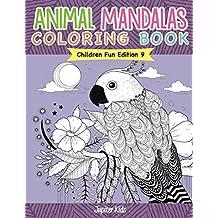 Animal Mandalas Coloring Book | Children Fun Edition 9