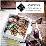 100 recettes végétariennes: et 100 listes de courses à flasher !