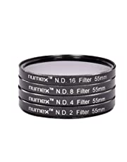 SHOPEE Numex ND Filter Kit for Sony Alpha 18-55MM Lens