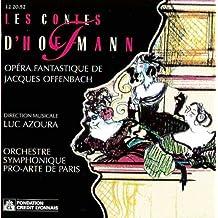 Les Contes d'Hoffmann de Jacques Offenbach