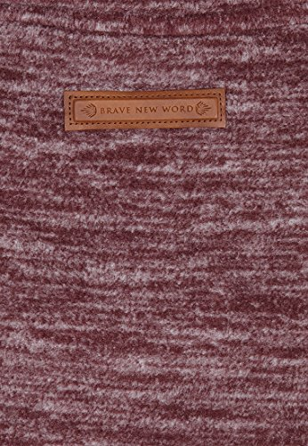 Naketano - Sweat-shirt - Uni - Femme Aubergini Melange