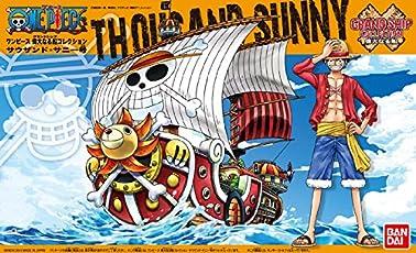 NONAME BANDAI - One Piece Grand Ship Collection - Thousand Sunny Model Kit -