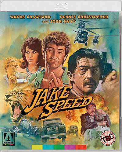 Jake Speed [Blu-ray]
