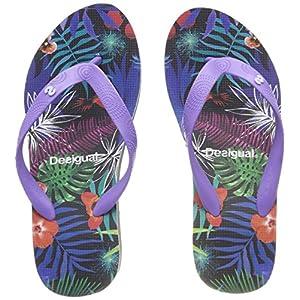 Desigual Shoes_Lola Tropical, Infradito Donna