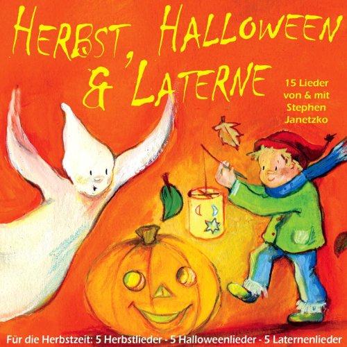 Herbst, Halloween & Laterne