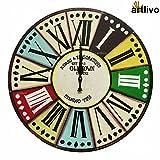 ARTLIVO POPART Multicolor Rustic Look Vi...