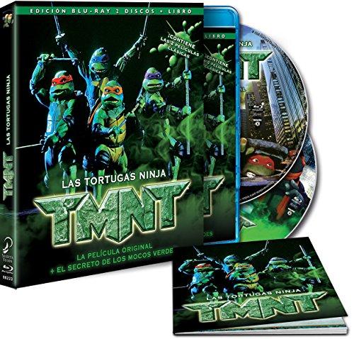 Las Tortugas Ninja: Las Películas Originales [Blu-ray]