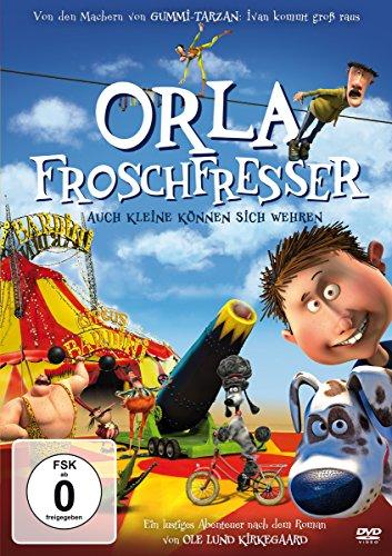 Orla Froschfresser: Auch Kleine können sich wehren [Alemania] [DVD]