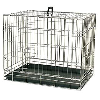 Arquivet 8435117839106 – Cage for Dogs S 61 x 45 x 52