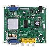 Andoer® Modulo Portatile Genuine GBS8200 5V Attivo Basso 1 Canale Scheda Relè CGA / EGA / YUV / RGB Per VGA Arcade Game Video Converter per Monitor CRT Monitor LCD Monitor PDP