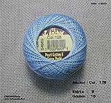 10 gr. Perlgarn, Stärke 8, Farbe: 128, Fabrikat: Anchor, Hardanger