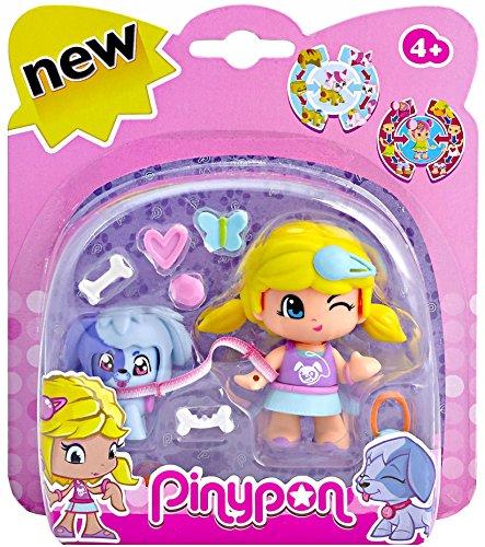 Pinypon 700013364-2 Spielfigur mit Hund Preisvergleich