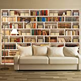murando - Fototapete 350x256 cm - Vlies Tapete - Moderne Wanddeko - Design Tapete - Wandtapete - Wand Dekoration - Buch 10110905-29