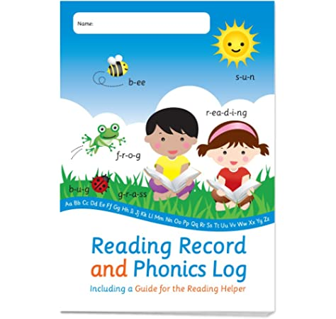 Dactyl 'New Reader' Reading Record (original series): Amazon.co.uk: Dactyl  Publishing: Books