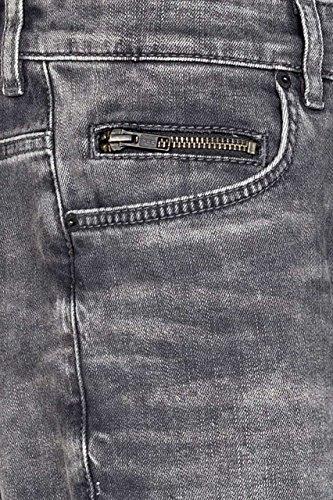Drykorn Herren Jeans Slim Leg KENNY, Farbe: Dunkelgrau Dunkelgrau