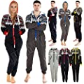 Love My Fashions Unisex Teens Mens Ladies Aztec Onesie Adult Jumpsuit for Women