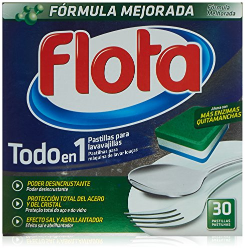 Flota Pllas Detergente - 30 ml