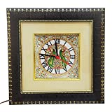 HANDICRAFTS PARADISE MARBLE WALL CLOCK P...