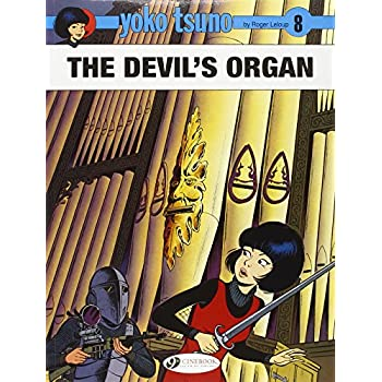 Yoko Tsuno - tome 8 The Devil's Organ (08)
