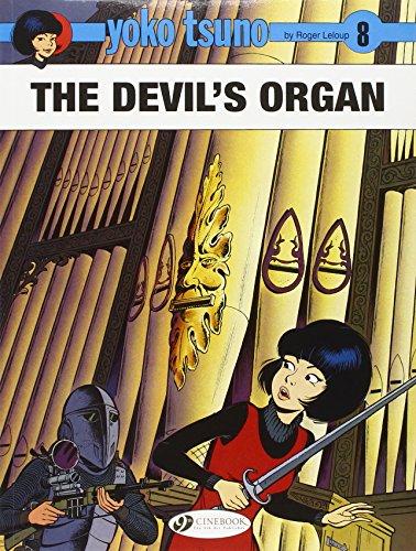 Yoko Tsuno - tome 8 The Devil's Organ (08) par Roger Leloup