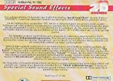 Special Sound Effects