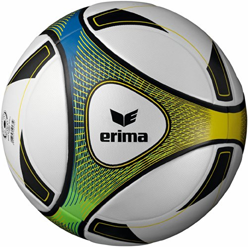 Erima SENZOR MATCH size 5 football - pearl white / yellow