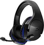 Hyperx Cloud Stinger Wireless Usb Wireless Gaming Headset For Ps4 - Hx-Hscsw-Bk,Black