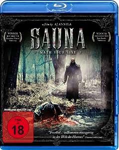 Sauna - Wash your Sins - Uncut [Blu-ray]