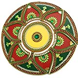 MerakiiAcrylic Rangoli - Set Of 13 Acrylic Pieces
