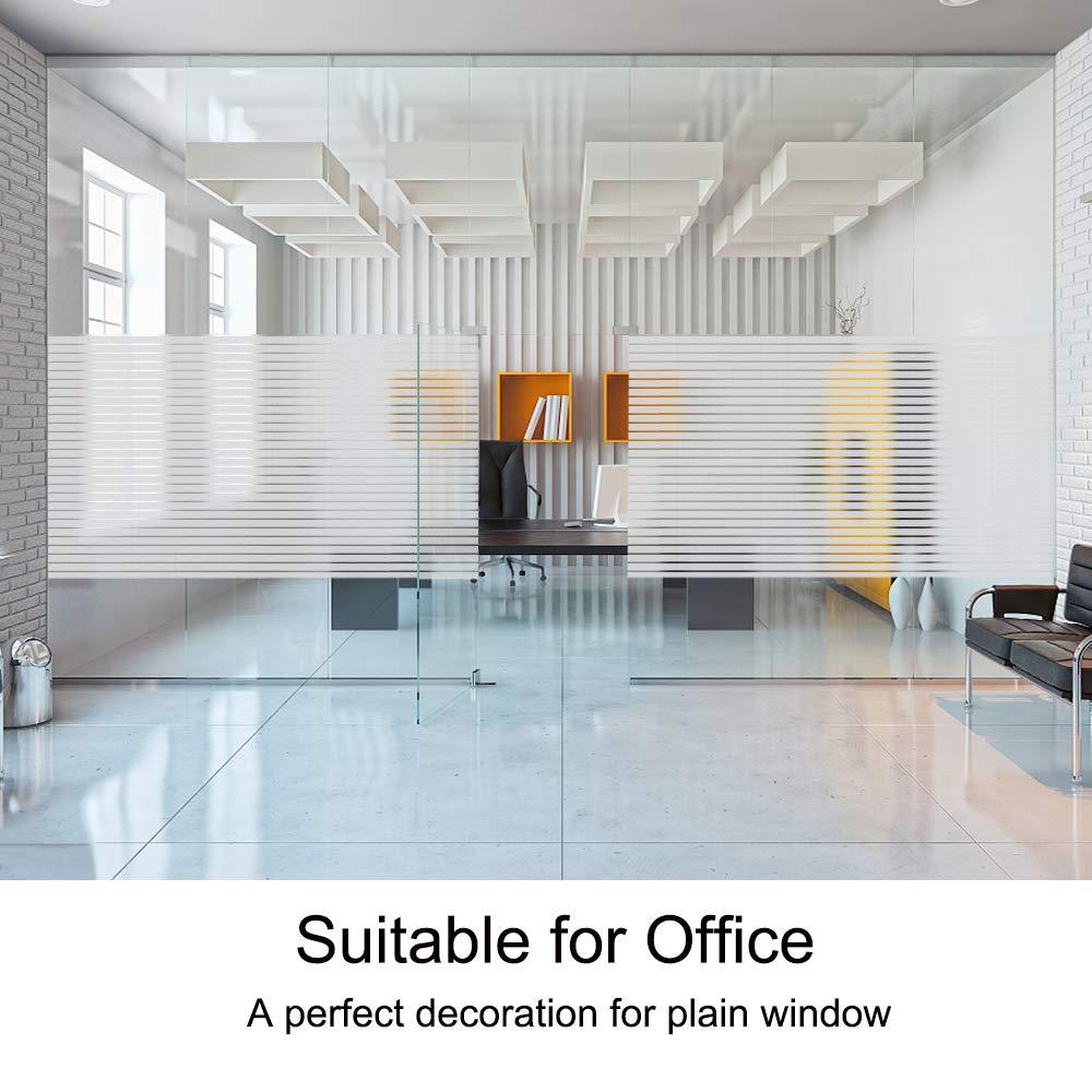 Homein pellicola per vetri finestre privacy - Oscurare vetri casa ...
