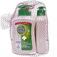 Dettol Liquid Handwash - Original, 3x200ml Promo Pack