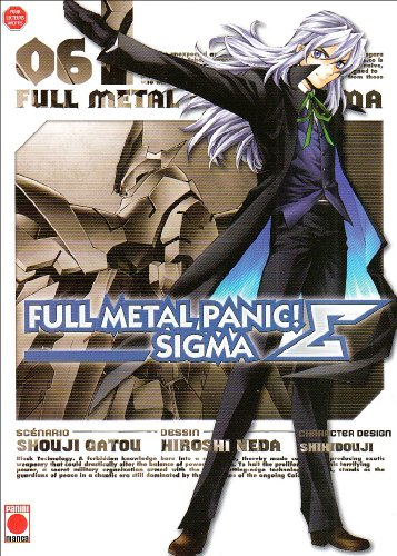 Full Metal Panic Σ (Sigma) Vol.6