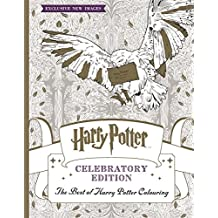 Harry Potter Colouring Bk Celebratory ed: The Best of Harry Potter colouring