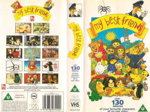 My Best Friends [VHS]