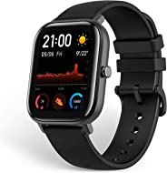 XIAOMI Amazfit GTS Smartwatch Fitness and Activities Tracker with Built-in GPS,5ATM Waterproof,Heart Rate, Music, Smart Noti
