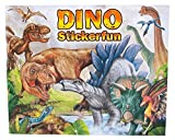 Dino World 8495 - Malbuch