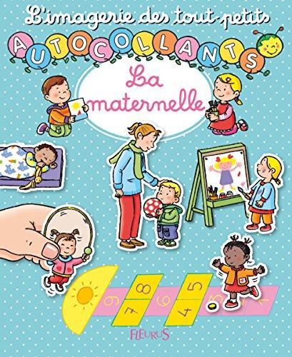 La maternelle par Nathalie Bélineau