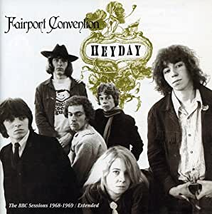 Heyday-BBC Sessions 1968-1969