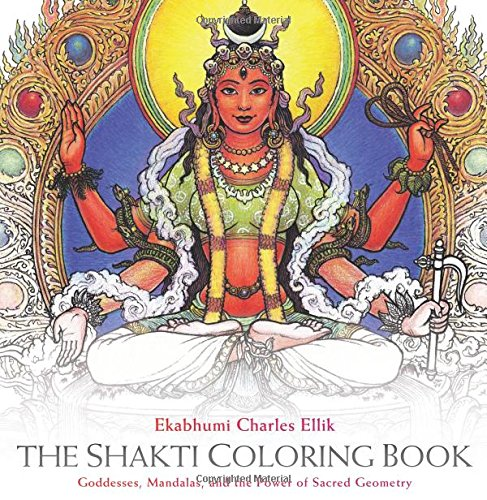 Shakti Coloring Book por Ekabhumi Charles Ellik