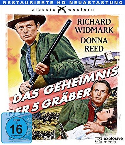 Bild von Das Geheimnis der fünf Gräber (Backlash) (Blu-ray)