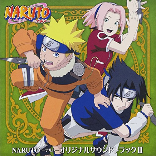 Naruto:Original Soundtrack III