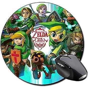 Outlet Tapis De Souris Zelda Plaine Hyrule A Cheval Jeux Video