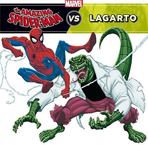 Spider-Man vs. Lagarto. Cuentos de Spider-Man
