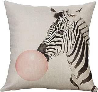 Lovely Linen Misty Pillowcase 80x80