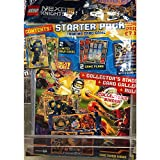 Lego Nexo Knights Trading Card Spiel Starter Binder Pack
