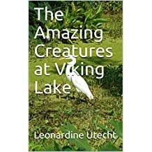 The Amazing Creatures at Viking Lake (English Edition)
