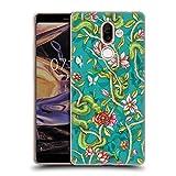 Head Case Designs Offizielle Celandine Morgen Song Zyan Wilde Kerle Soft Gel Hülle für Nokia 7 Plus