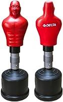 Delta Ds 700 Boks Adam Figürlü Standı, Unisex, Kırmızı, Tek Beden