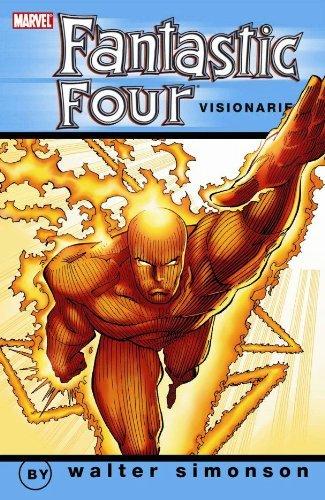 Fantastic Four Visionaries: Walter Simonson Volume 3 TPB by Walter Simonson (Artist, Author), Arthur Adams (Artist), Gracine Tanaka (Artist) (18-Nov-2009) Paperback