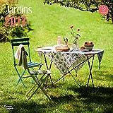Nouvelles Images Calendrier 2017 Jardins 16 mois 29 x 29 cm...